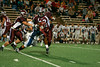 Rowlett High School Vs. Sachse High School Football on November 6, 2009 :